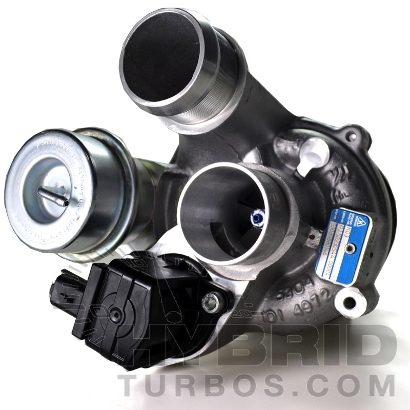 how to add a turbo to mini cooper