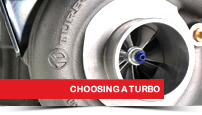 Choosing a Turbo