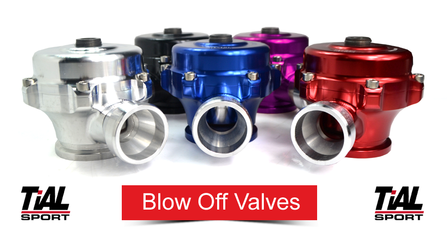 Tial Blow off valves (BOV's)