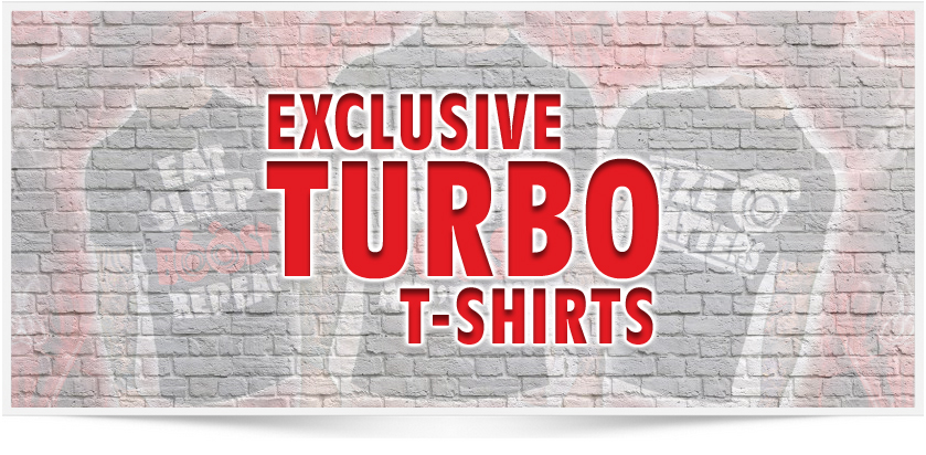 Turbo T-shirts