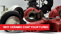 Why Ceramic Coat your Turbo