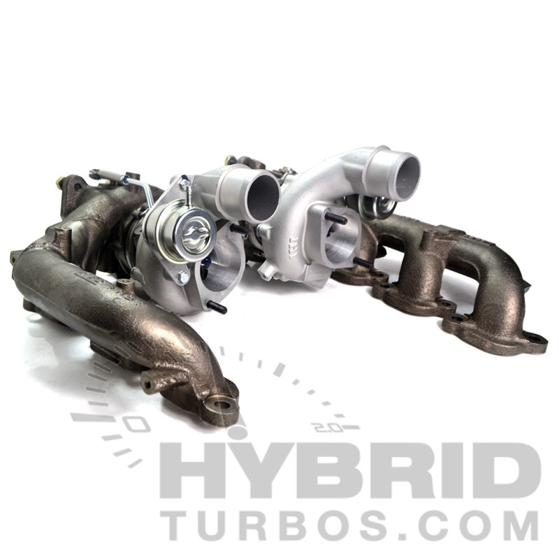 MD525 & MD526 Stage 1 Twin Turbos - Nissan GTR R35