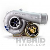 MD421 Hybrid Turbocharger