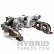 MD600 & MD601 Stage 2 Twin Turbos - Nissan GTR R35