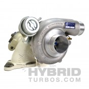 Litchfield & Hybrid Turbos - Twin Entry Subaru Impreza Turbo