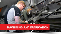 Turbo Machining and Fabrication