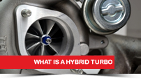 What is a Hybrid Turbo